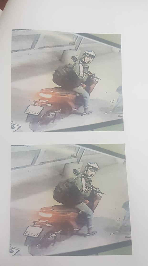 Truy tìm thanh niên đâm tài xế đôị mũ Grab, cướp tài sản táo tợn ở Sài Gòn - Ảnh 1.