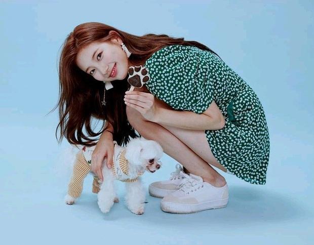 Bắt trend sau Suzy tận 2 năm nhưng Rosé vẫn quá xinh với kiểu đầm này, gái Hàn cũng đang diện theo sát nút - Ảnh 7.