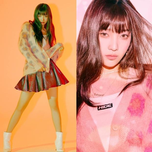 12 lần Red Velvet diện đồ đẹp giá bình dân, fan muốn bắt chước là được ngay vì món nào cũng chỉ trên dưới 1 triệu - Ảnh 4.