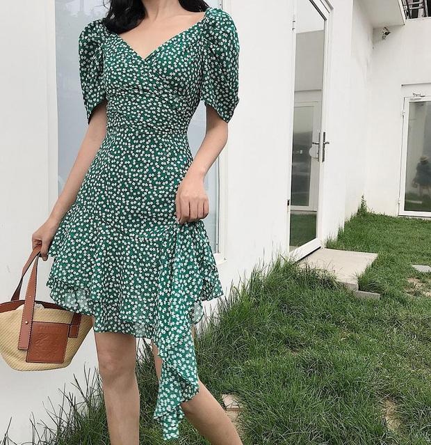 Bắt trend sau Suzy tận 2 năm nhưng Rosé vẫn quá xinh với kiểu đầm này, gái Hàn cũng đang diện theo sát nút - Ảnh 8.