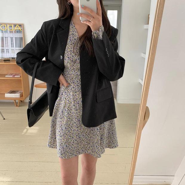 Bắt trend sau Suzy tận 2 năm nhưng Rosé vẫn quá xinh với kiểu đầm này, gái Hàn cũng đang diện theo sát nút - Ảnh 14.