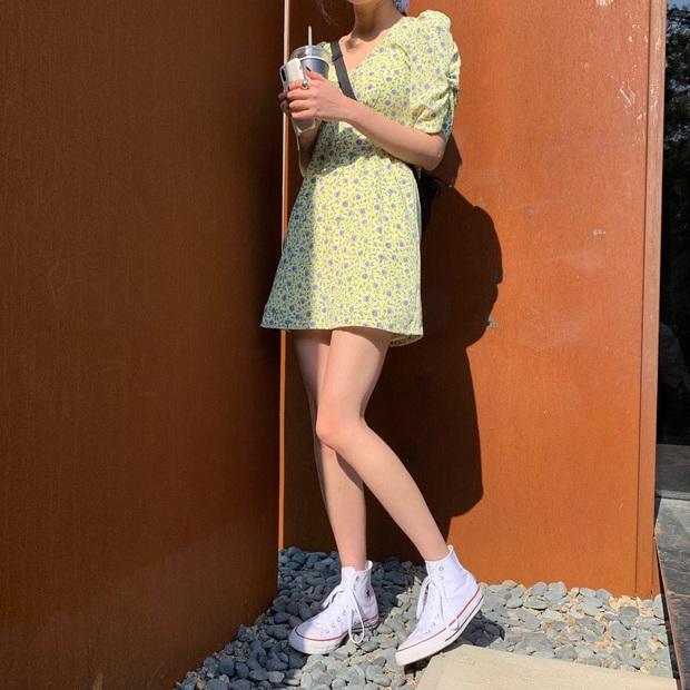 Bắt trend sau Suzy tận 2 năm nhưng Rosé vẫn quá xinh với kiểu đầm này, gái Hàn cũng đang diện theo sát nút - Ảnh 10.