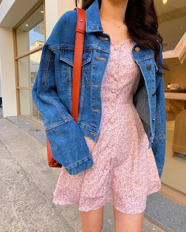 Bắt trend sau Suzy tận 2 năm nhưng Rosé vẫn quá xinh với kiểu đầm này, gái Hàn cũng đang diện theo sát nút - Ảnh 12.