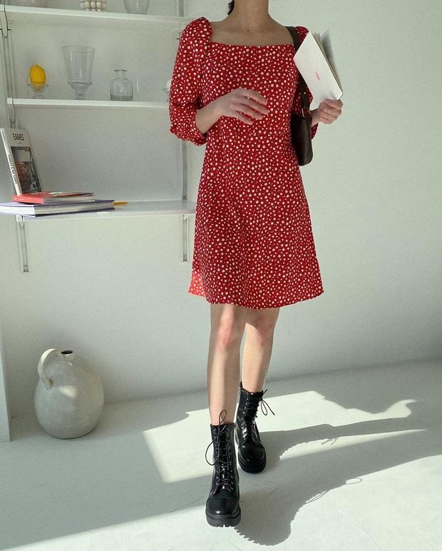 Bắt trend sau Suzy tận 2 năm nhưng Rosé vẫn quá xinh với kiểu đầm này, gái Hàn cũng đang diện theo sát nút - Ảnh 9.