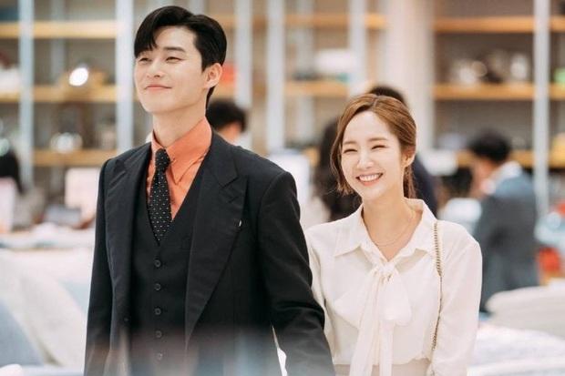 Vận đào hoa Park Seo Joon từ phim tới đời thực: Yêu điên dại đàn chị, phim giả tình thật đến tin đồn đồng giới gây sốc - Ảnh 6.