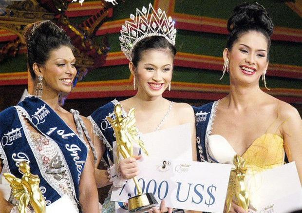 Đọ sắc Nong Poy, Hương Giang và dàn Hoa hậu chuyển giới các thời kỳ - Ảnh 1.