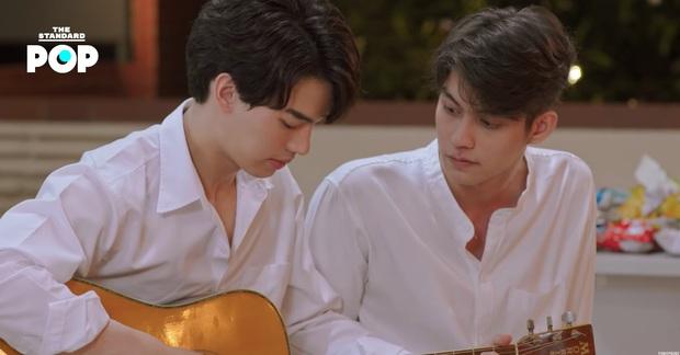 Phim đam mỹ Thái Lan siêu ngọt gây sốt màn ảnh Trung Quốc vì trò cướp bánh ngay trên môi - Ảnh 5.