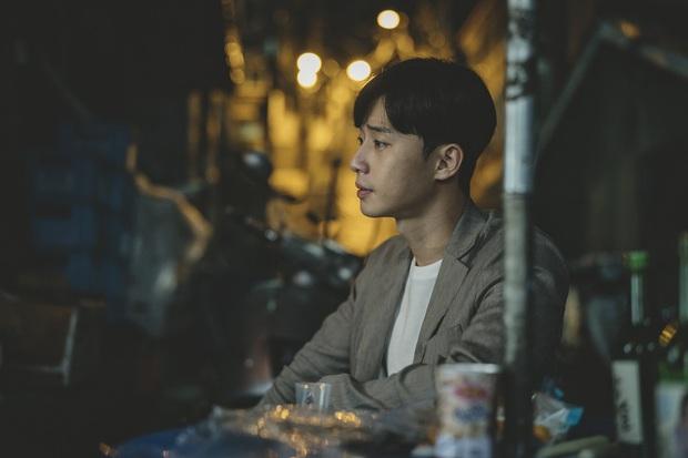 Mặc dàn sao Parasite càn quét BXH danh tiếng, ông chủ Park Seo Joon lẫn chị đẹp Son Ye Jin vẫn bền vững chễm chệ top đầu - Ảnh 3.