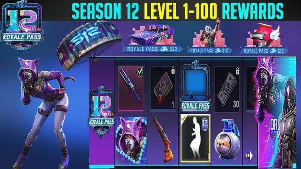 PUBG Mobile: Mùa 12 sẽ mang đến cho người chơi rất nhiều thú vị tại công viên giải trí và Royale Pass - Ảnh 2.