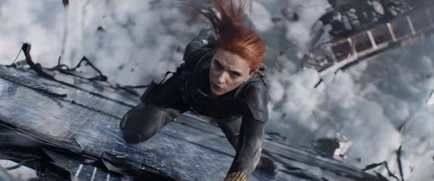 Trailer Black Widow nóng hổi: Siêu phản diện vừa gây mê cực mạnh bằng loạt skill ngầu lòi ăn đứt dàn Avengers - Ảnh 3.