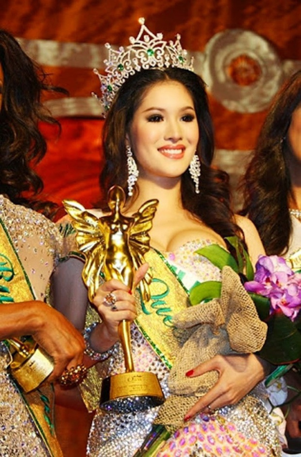 Đọ sắc Nong Poy, Hương Giang và dàn Hoa hậu chuyển giới các thời kỳ - Ảnh 14.