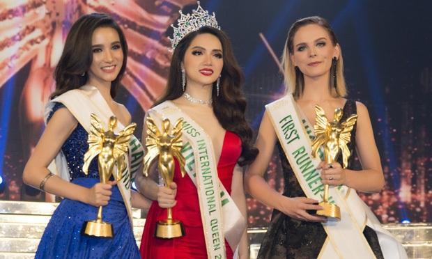 Đọ sắc Nong Poy, Hương Giang và dàn Hoa hậu chuyển giới các thời kỳ - Ảnh 27.
