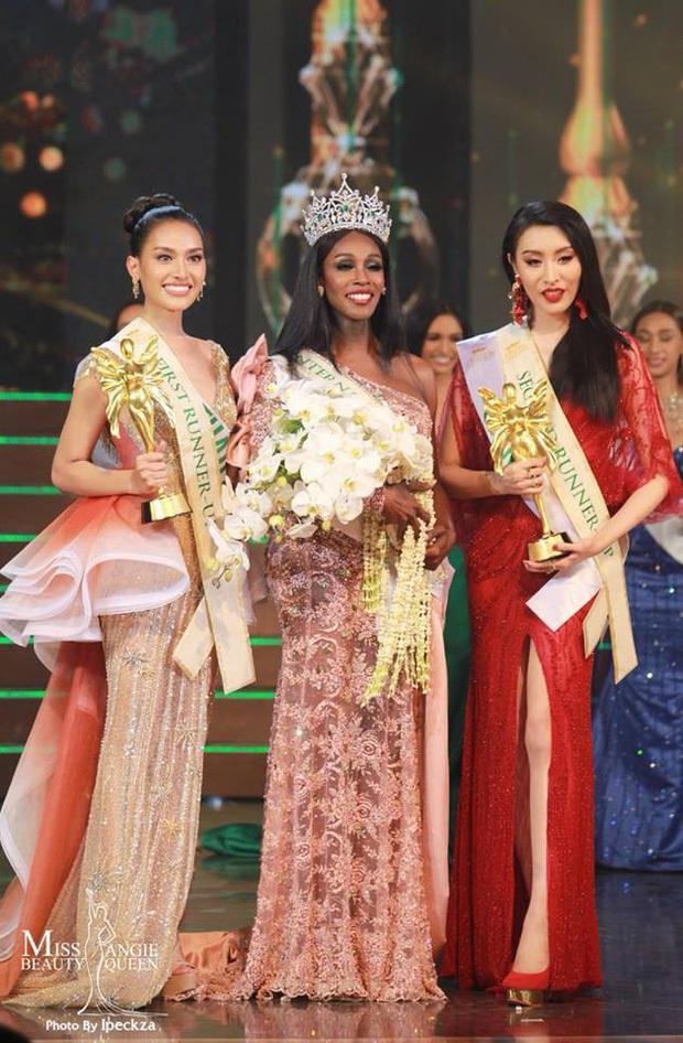 Đọ sắc Nong Poy, Hương Giang và dàn Hoa hậu chuyển giới các thời kỳ - Ảnh 30.