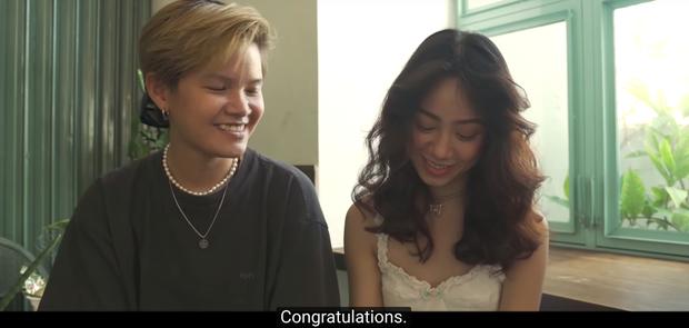 Couple bách hợp gây xúc động khi come out trong vlog của Giang Ơi, nhìn ảnh đời thường tình tứ của họ còn mê hơn nữa - Ảnh 3.