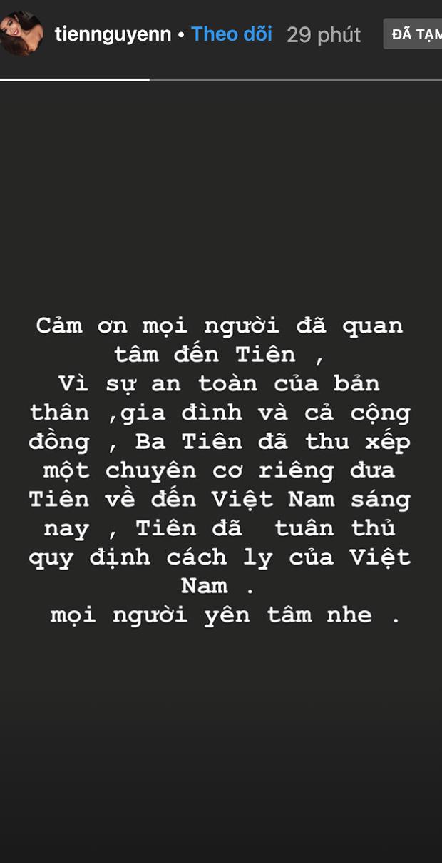 Con gái tỉ phú Johnathan Hạnh Nguyễn về nước bằng chuyên cơ riêng, đi cách ly tập trung vì tiếp xúc bệnh nhân số 17 - Ảnh 2.
