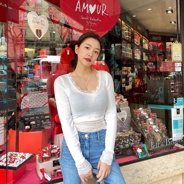 12 lần Red Velvet diện đồ đẹp giá bình dân, fan muốn bắt chước là được ngay vì món nào cũng chỉ trên dưới 1 triệu - Ảnh 9.