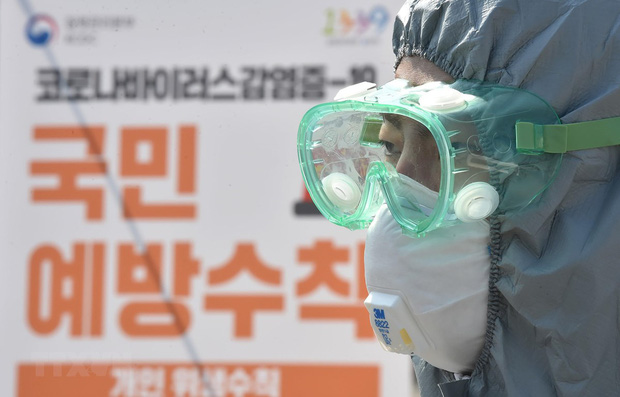 Dịch COVID-19: Hàn Quốc phạt những người che giấu thông tin - Ảnh 1.
