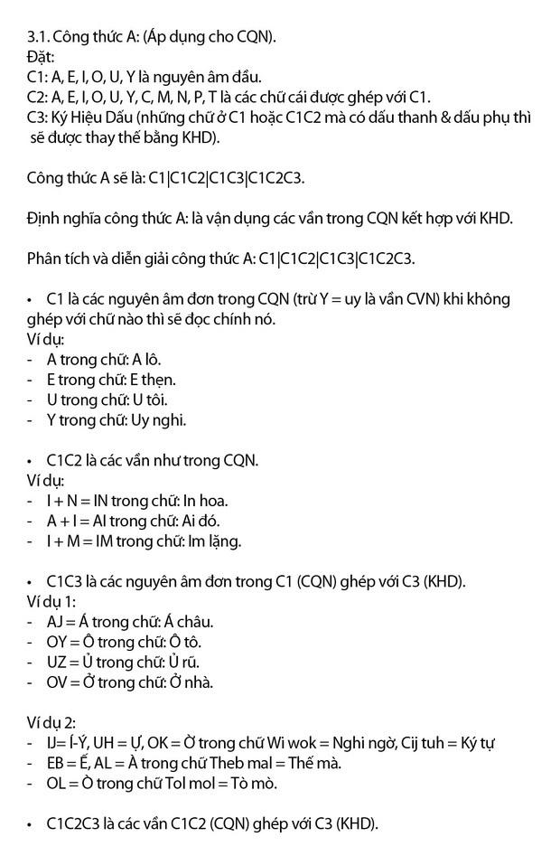 """""""Chữ Việt Nam song song 4.0"""" vừa được cấp bản quyền gây bão MXH thực chất là gì? Có gì mới? - Ảnh 9."""
