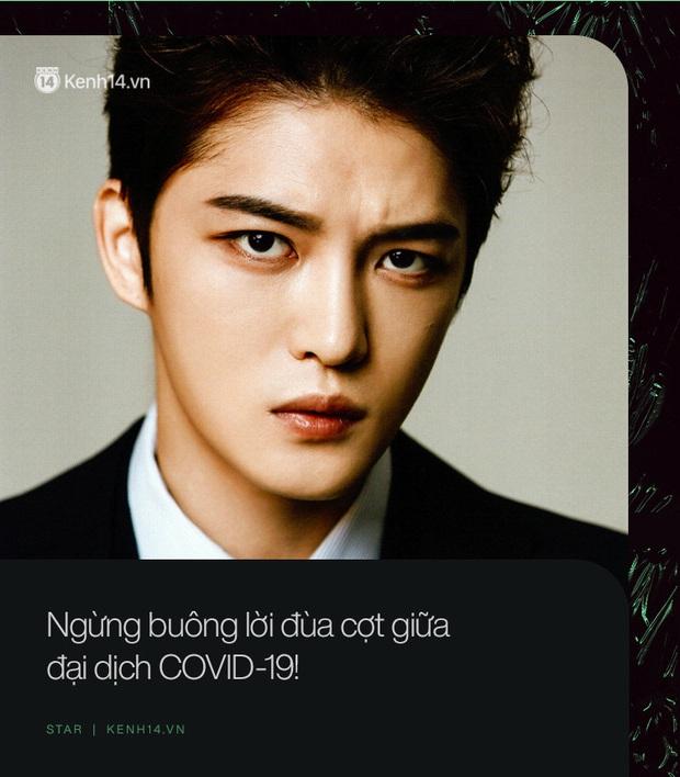 Gửi Kim Jaejoong: Covid-19 không phải là chuyện để đùa! - Ảnh 5.