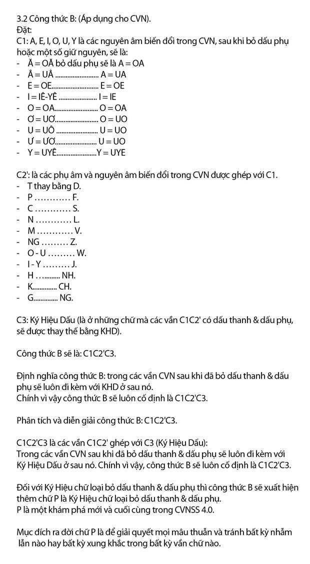 """""""Chữ Việt Nam song song 4.0"""" vừa được cấp bản quyền gây bão MXH thực chất là gì? Có gì mới? - Ảnh 11."""