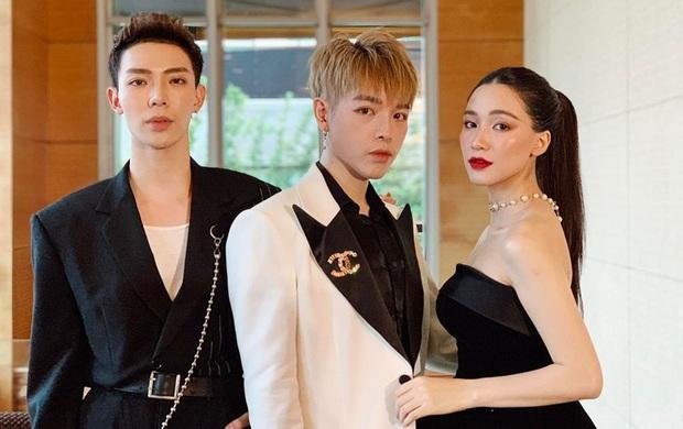 """Hội bạn thân Vbiz cực chăm pha trò: BB Trần - Hải Triều không ngại mất hình tượng, """"bá đạo"""" nhất là gia đình Hoa dâm bụt - Ảnh 5."""