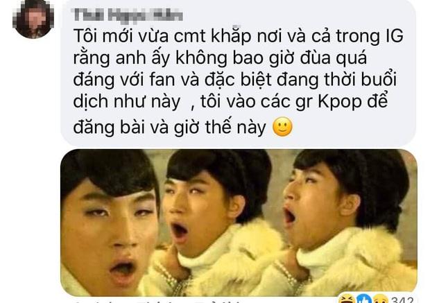 Netizen Việt - Hàn tức giận và thất vọng cực độ trước lời đùa cợt nhiễm Covid-19 trong ngày Cá tháng 4 của Jaejoong - Ảnh 11.
