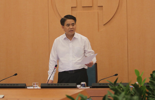 Chủ tịch TP Hà Nội: Cách ly xã hội, nếu 10% không hợp tác có thể sẽ khiến 30-60% dân số lây nhiễm - Ảnh 1.