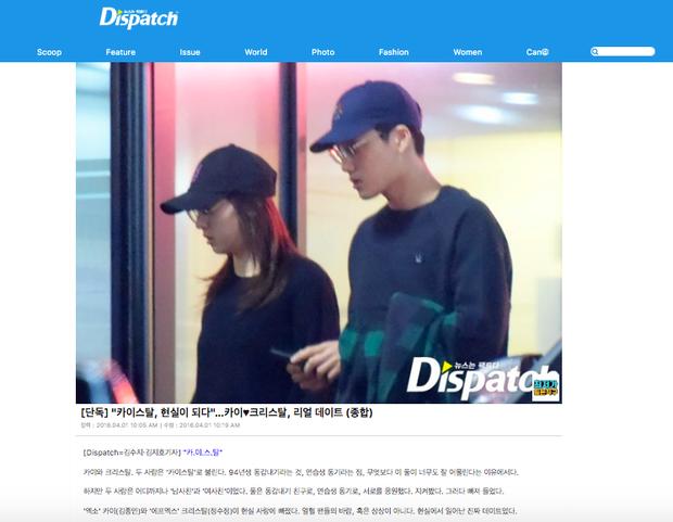 Ngày Cá tháng Tư tưởng đùa nhưng hóa thật, Dispatch từng tung 1 cặp đôi idol Kpop chấn động cả châu Á! - Ảnh 2.