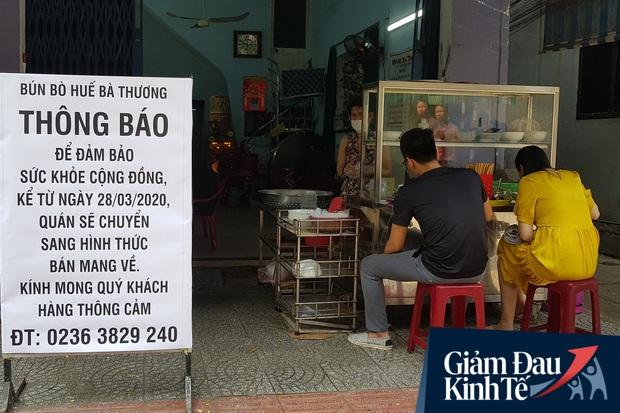 Đà Nẵng dừng hoạt động cửa hàng ăn uống bán qua mạng, bán mang đi từ ngày 2/4 - Ảnh 1.
