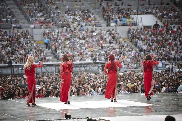 """Nhóm nhạc có """"tuổi thọ"""" ngắn nhất lịch sử Kpop: Toàn """"mỹ nhân"""" đô con của SM, có fandom """"khủng"""" nhưng debut và tan rã chỉ trong 1 ngày - Ảnh 8."""