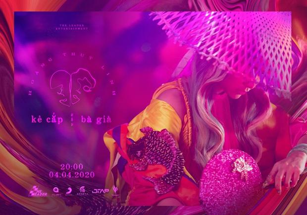 Hoàng Thuỳ Linh tung tin comeback với MV Kẻ Cắp Gặp Bà Già vào ngày 1/4 nhưng... Binz đi đâu mất rồi? - Ảnh 1.