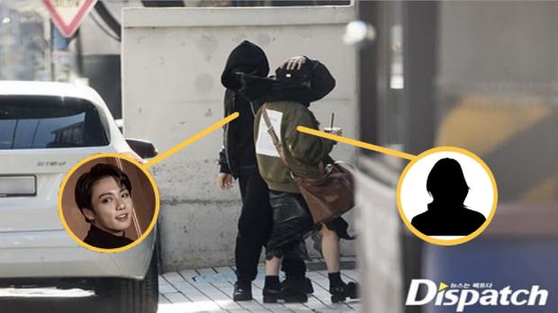 Cá tháng Tư sắp kết thúc, Jungkook (BTS) vẫn kịp dính đạn: Lộ ảnh hẹn hò, sống chung với mẫu trẻ Alex Armanto? - Ảnh 3.