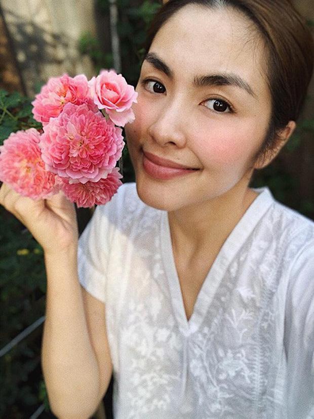 Băng Di khoe quà được Hà Tăng hái tặng từ vườn: Trái xoài cả kg to hơn mặt bạn trai, nàng ngọc nữ quả thật mát tay - Ảnh 5.
