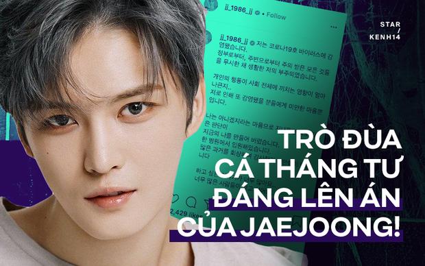 Gửi Kim Jaejoong: Covid-19 không phải là chuyện để đùa! - Ảnh 1.