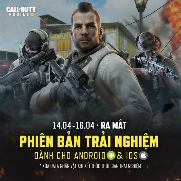 Call of Duty: Mobile VN ấn định thời gian Alpha Test, song không phải tất cả game thủ đều được trải nghiệm - Ảnh 1.