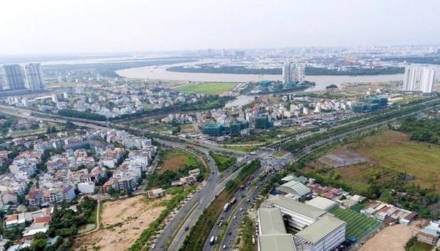 TPHCM xin sáp nhập 3 quận để thành lập thành phố trực thuộc thành phố - Ảnh 1.