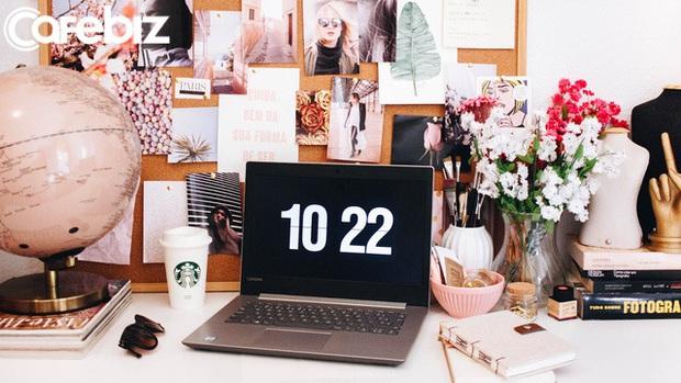 Bí quyết làm việc online mùa dịch không quạo: Tôi đã làm việc tại nhà suốt 10 năm và đây là những điều giúp tôi thành công trong công việc - Ảnh 2.