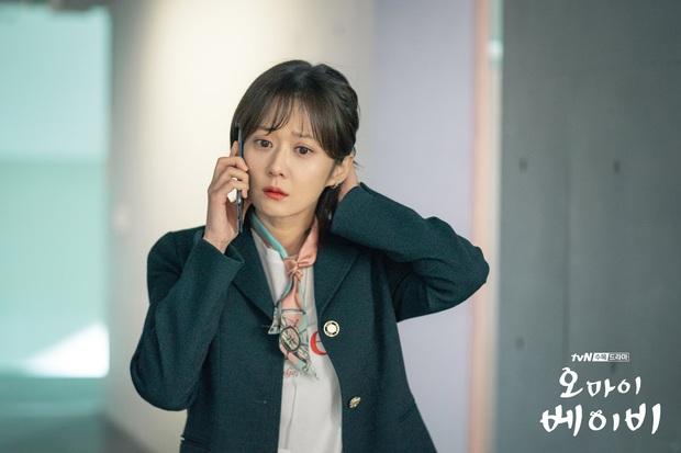 Lạ đời như Jang Nara ở teaser Oh My Baby: Khỏi cần kim cương lấp lánh, chỉ muốn ti giả cao cấp làm nhẫn đeo tay? - Ảnh 7.