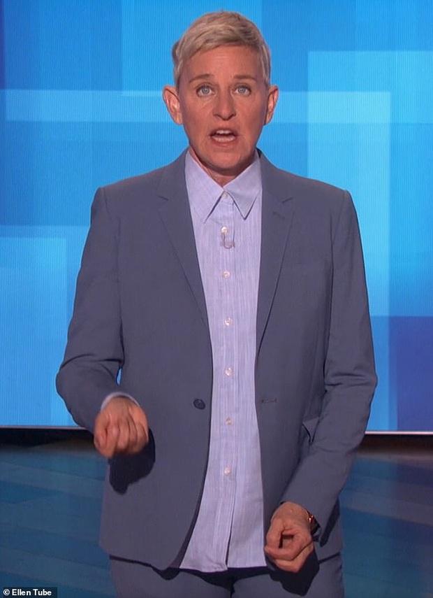 Biến căng Hollywood: MC nổi tiếng Ellen DeGeneres bị đồng nghiệp bóc phốt, nhân cách thực sự bị phơi bày ra ánh sáng? - Ảnh 1.