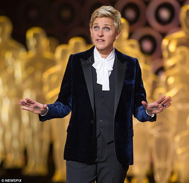 Biến căng Hollywood: MC nổi tiếng Ellen DeGeneres bị đồng nghiệp bóc phốt, nhân cách thực sự bị phơi bày ra ánh sáng? - Ảnh 3.