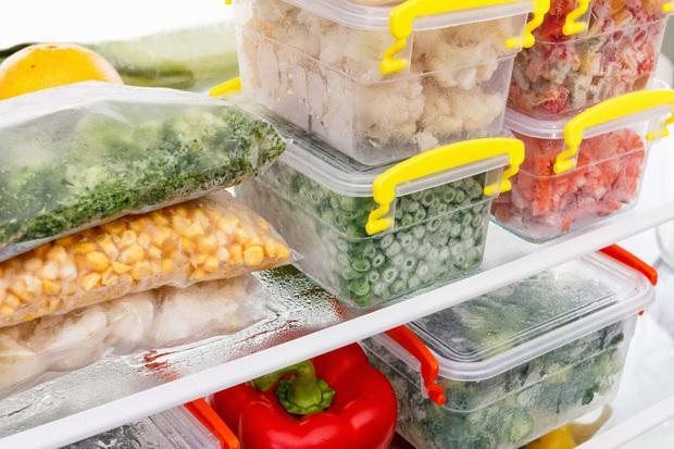 Bảo quản thực phẩm để dự trữ được lâu nhất có thể trong thời gian ở nhà tránh dịch - Ảnh 1.