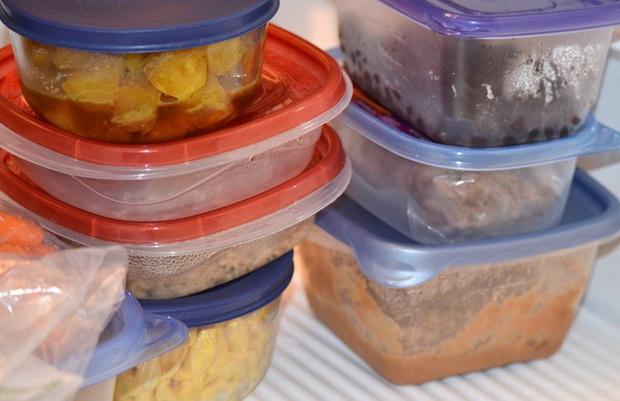 Bảo quản thực phẩm để dự trữ được lâu nhất có thể trong thời gian ở nhà tránh dịch - Ảnh 2.