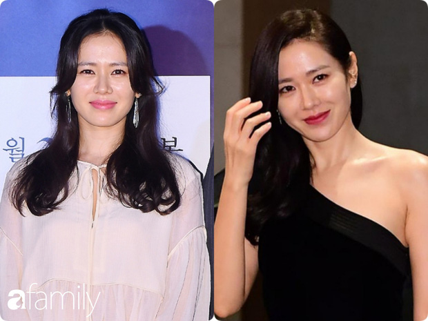 Nhan sắc tường thành như Son Ye Jin cũng có lúc bị dìm không thương tiếc chỉ vì kiểu tóc rối bời hay màu son hồng cánh sen - Ảnh 3.