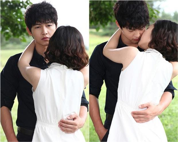 4 trai bao khét tiếng trên màn ảnh châu Á, gây thương nhớ nhất chính là Song Joong Ki thời còn phèn - Ảnh 3.