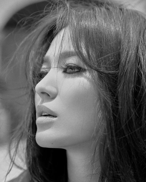 3 kiểu makeup mắt đơn giản nhưng đẹp ná thở của Song Hye Kyo, thử xong bạn sẽ muốn chụp ảnh sống ảo ngay - Ảnh 5.