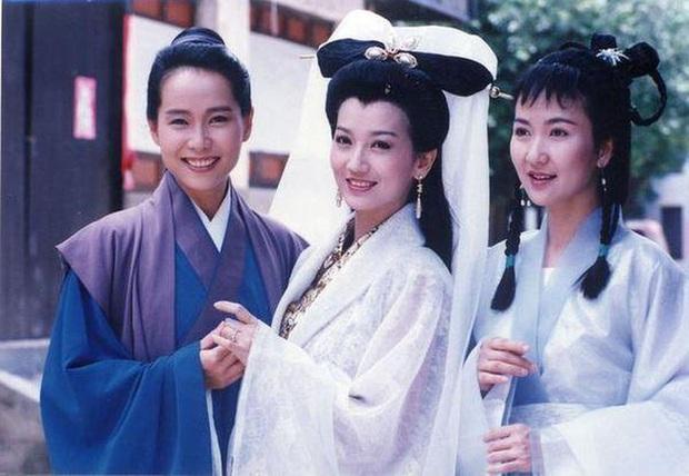 Ngất lịm với nhan sắc thời thanh xuân của 3 đại mĩ nhân Cô Ấy Không Hoàn Hảo, xuất sắc nhất vẫn là chị đại Châu Tấn - Ảnh 14.