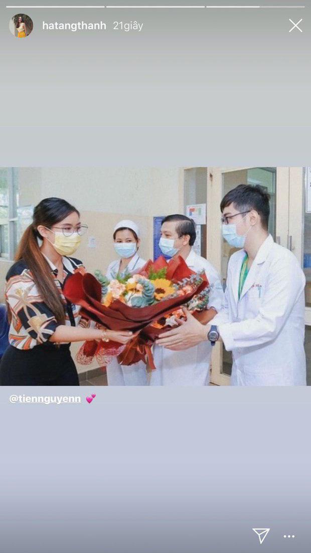 Hà Tăng có động thái gây chú ý sau khi Tiên Nguyễn xuất viện, chứng minh mối quan hệ tốt đẹp với em chồng! - Ảnh 2.