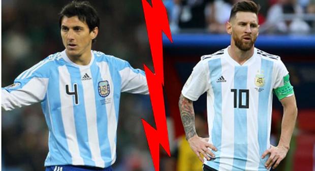 Bị lăng mạ thậm tệ, Messi từng suýt choảng đồng đội trong phòng thay đồ - Ảnh 2.