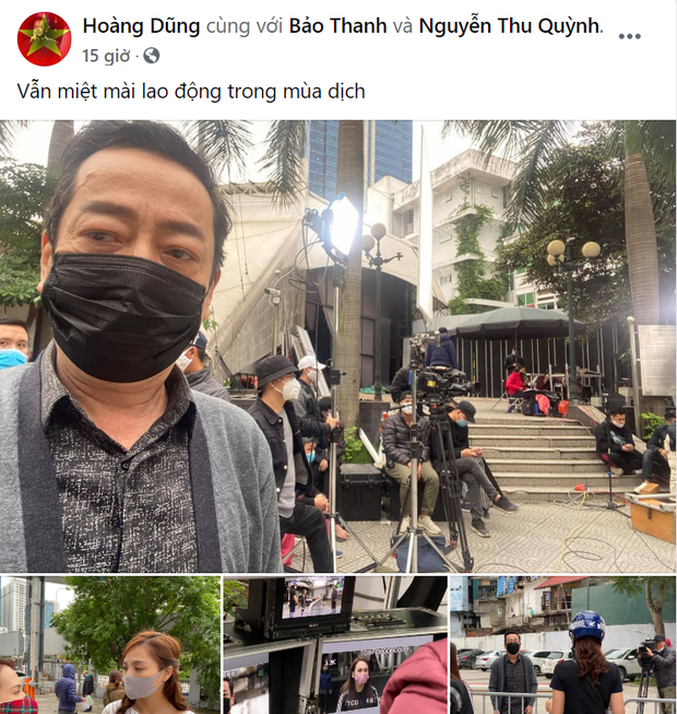 Ngó nghiêng mạng xã hội xem diễn viên Việt làm gì mùa COVID-19? - Ảnh 11.