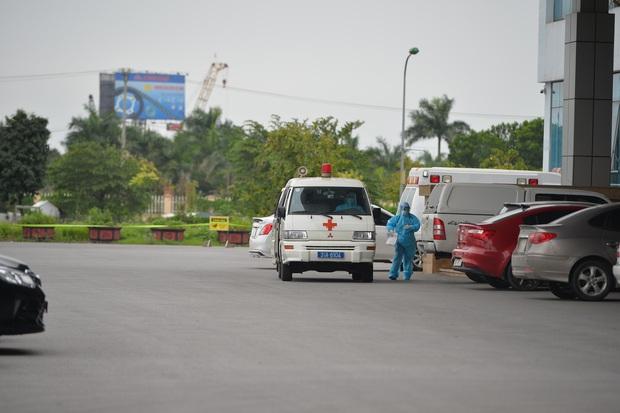 5 giờ thần tốc xác định 101 F1, 200 F2 và lịch trình dày đặc của BN237, Hà Nội khuyến cáo người dân không ra đường - Ảnh 2.